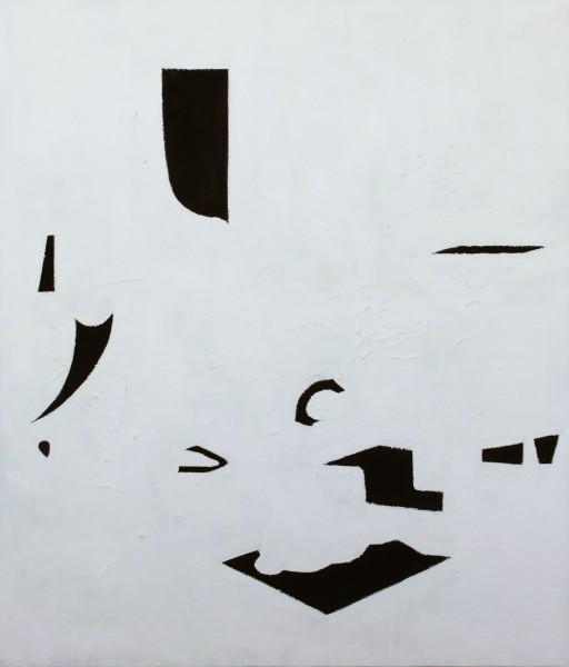 STUDIO15 #01, oil on canvas, 53x45,5cm, 2011